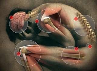 Se orecchi al collo osteochondrosis danno